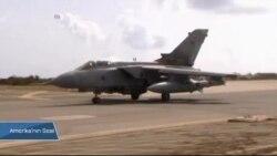 İngiltere Suriye'deki Hava Saldırılarını Arttırıyor
