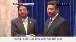 Lãnh đạo thế giới đến Bắc Kinh tham dự APEC (VOA60)