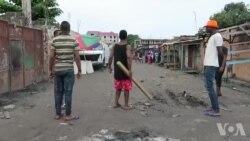 Des violences ont éclaté à Kinshasa (vidéo)