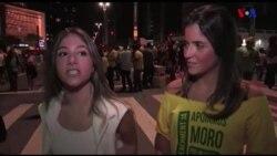 Protestos no Brasil contra Lula da Silva e Dilma Rousseff
