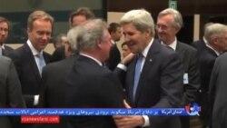 دیدار وزرای خارجه ترکیه و آمریکا در حاشیه نشست ناتو
