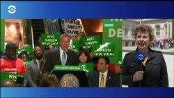 Мэр Нью-Йорка баллотируется на пост президента США