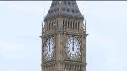 လန္ဒန္က Big Ban နာရီ