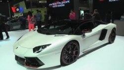 نمایشگاه اتومبیل ۲۰۱۵ شانگهای