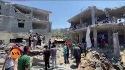 اسرائیل اور حماس کی لڑائی میں بڑھتا ہوا جانی نقصان