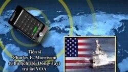 Truyền hình vệ tinh VOA Asia 30/3/2013