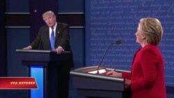 Các ứng cử viên tổng thống Mỹ chỉ trích nhau sau cuộc tranh luận