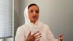 前阿富汗女市長希望與塔利班接觸