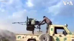 ဆီးရီယားမွာ IS ေခ်မႈန္းေရး အၿပီးသတ္ႀကိဳးပမ္းေန