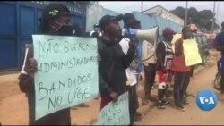 Cerca de dez activistas detidos em manifestação no Uíge