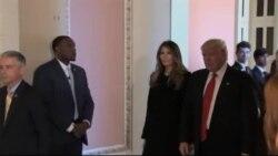 برنامه دونالد ترامپ برای دیدار با میت رامنی