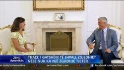 Thaçi: I gatshëm të shpall zgjedhjet nëse nuk ka një zgjidhje tjetër