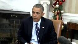 Obama promet que les investigations sur la fusillade de Californie vont se pourvuire