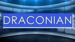 News Words: Draconian