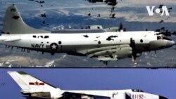 """""""中美撞机事件""""美军飞行员回顾惊魂时刻,透露更多细节"""
