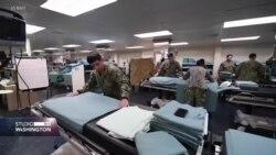 Američka vojska u borbi protiv korona virusa