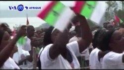 VOA 60 Afrique du 20 août 2015