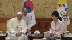 Đức Giáo Hoàng đi thăm Hàn Quốc