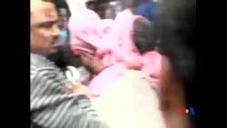 2015-01-04 美國之音視頻新聞: 印度逮捕輪姦日本婦女的5名嫌犯