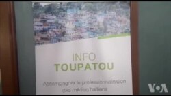 Ayiti: Yon Pwogram pou Ankouraje Medya yo Bay Plis Nouvèl ki Soti nan Vil Pwovens