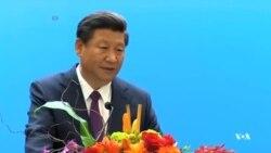 رئیس جمهوری چین برای دیدار با باراک اوباما وارد واشنگتن می شود