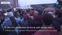 Tutuklu 2 Boğaziçili Öğrenci Tahliye Edildi