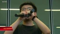 Lãnh đạo biểu tình Hong Kong muốn truyền cảm hứng cho người Việt