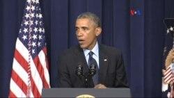 "Obama: ""es inaceptable"""