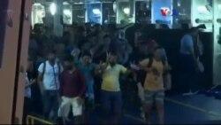 Avrupa Mülteci Kriziyle Boğuşuyor