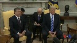 Підсумки візиту президента Узбекистану до США. Відео