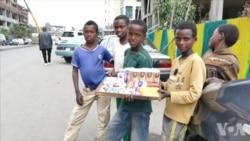 埃塞俄比亚反雇佣童工斗争仍在继续