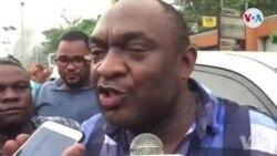 Ayiti: Senatè Youri Latortue nan Manifestasyon Kont Rejim Jovenel Moïse la