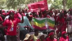MDC Alliance Rally in Harare Draws Large Crowd