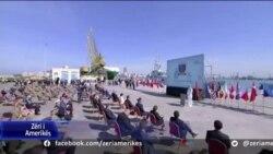 """Shqipëri: NATO zhvilloi ceremoni për hapjen e stërvitjes """"Defender Europe 21"""""""