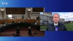 Руководители Facebook и Twitter выступили на слушаниях в Сенате