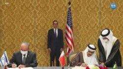 İsrail ve Bahreyn'den İlişkileri Normalleştiren İmza
