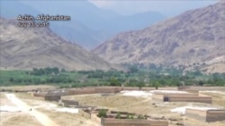 Afghans Displaced by Islamic State, Taliban