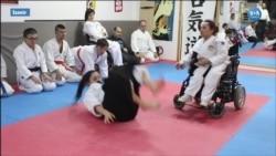 Engellilerin Yaşam Gücü: Aikido