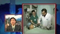 VOA连线:是否捐款救助四川震灾在香港引发争议