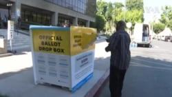 California Governor Hopes to Beat Back Recall Effort USAGM