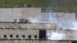 Ecuador: Asalto cárcel narcotráfico