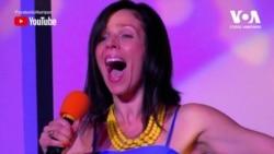 Понад 100 тисяч доларів зібрала українська співачка у США на допомогу Батьківщині. Відео