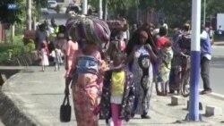 Les rescapés du volcan de Goma ont besoin d'aide