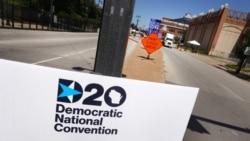 Prvi dan demokratske konvencije