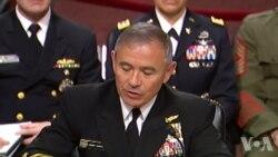 哈里斯上将中国对朝鲜问题拥有巨大责任原声视频 (美国国会视频)
