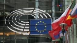 Unión Europea y Canadá reaccionan contra Rusia