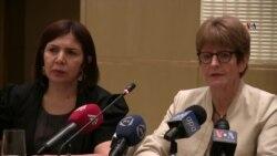 Ann Brasser: Azərbaycanda problemlər sistemlə bağlıdır