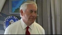 """""""Американците можат мирно да спијат"""", вели Тилерсон во врска со Северна Кореја"""