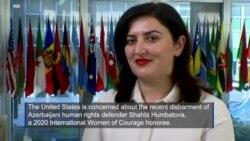 Disbarment of Azerbaijani Human Rights Lawyer