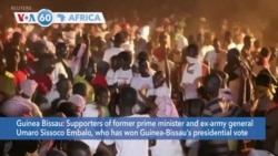 "VOA60 Africa - Tunisia: New Prime Minister Habib Jemli says he will form a ""government of independents"""